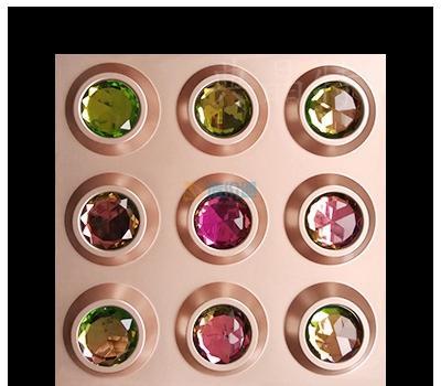 水晶装饰板图片