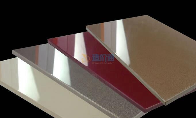 PVC三防洁净板图片