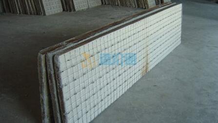 EPS钢丝网架板图片