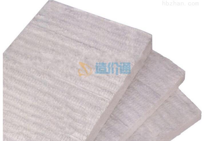 硅酸铝板、管图片