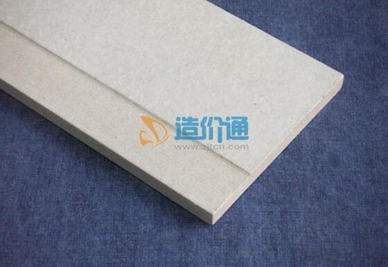 穿孔吸音硅酸钙板图片