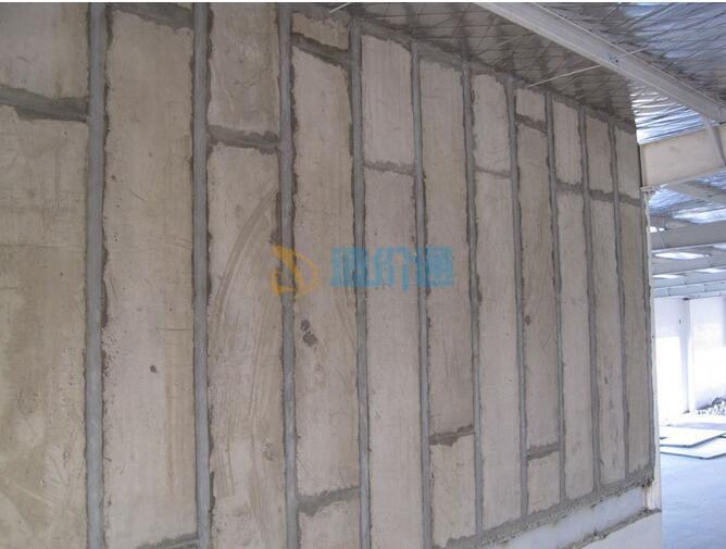 威保防火隔墙图片