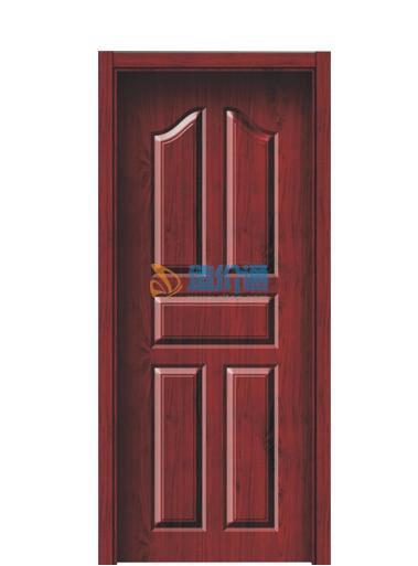沙比利、铁杉贴面复合套装门图片