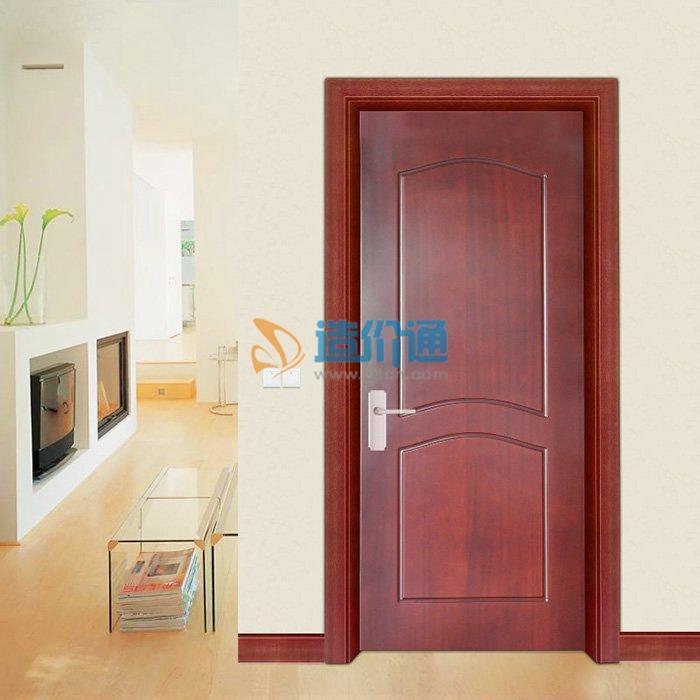 实木烤漆门图片