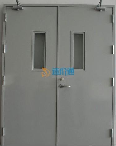 钢木复合豪华型装甲门图片