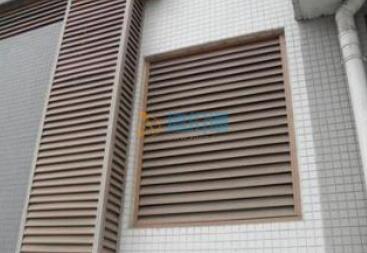 彩钢百叶窗图片