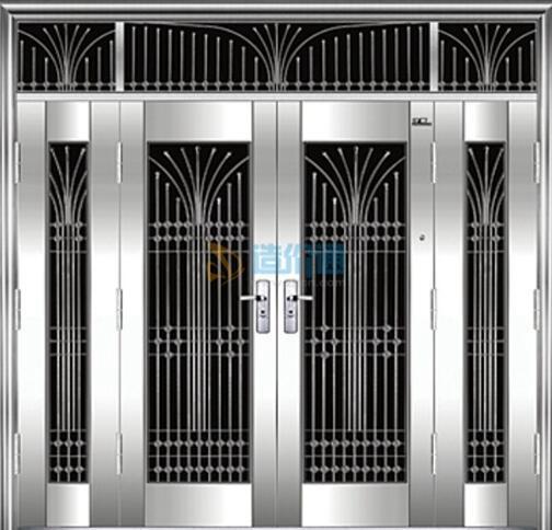 304不锈钢门(1.5厚钢板)图片