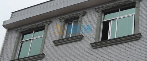 彩钢窗防盗栅图片