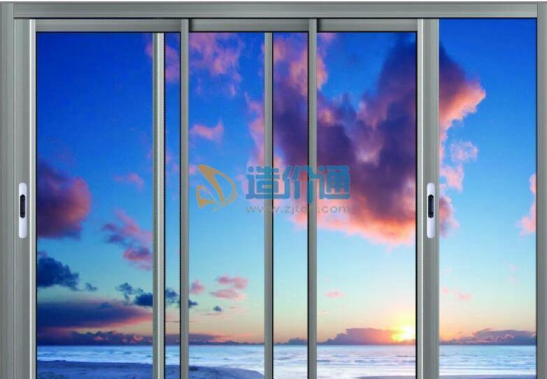 隐框窗图片