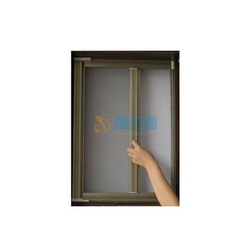 铝合金隐形纱窗图片