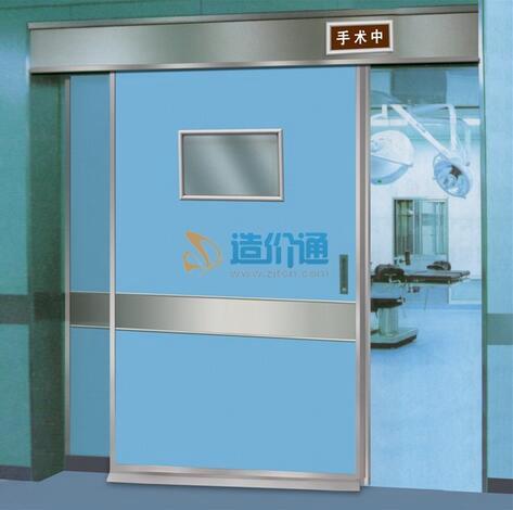 自动气密封单向单开门(防辐射)图片
