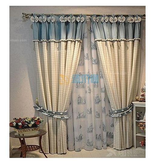 窗帘饰品图片