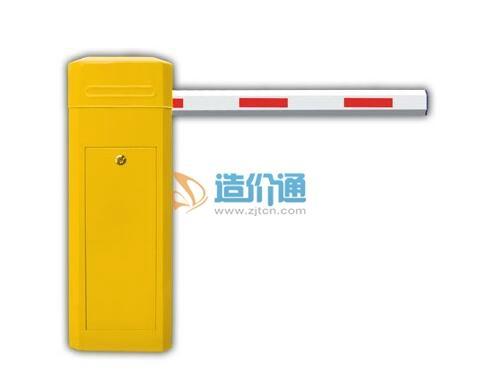 电动栏杆机图片