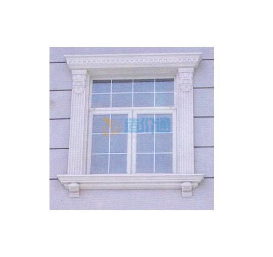 GRC窗套线图片