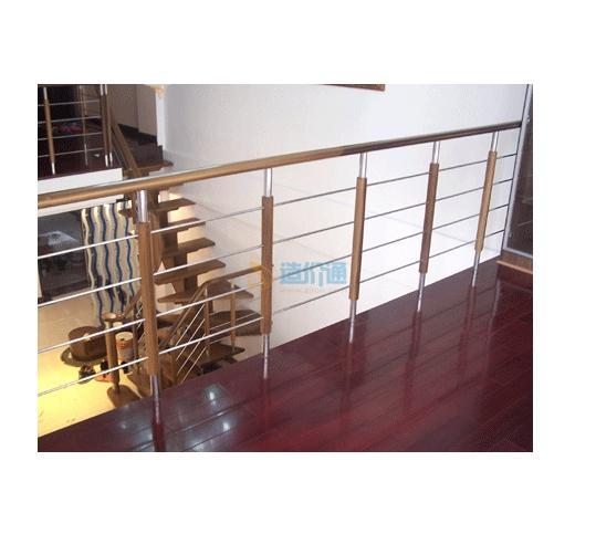 实木楼梯踏板、立柱图片