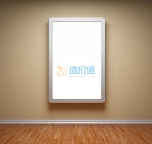 乳白色亚克力灯箱片图片
