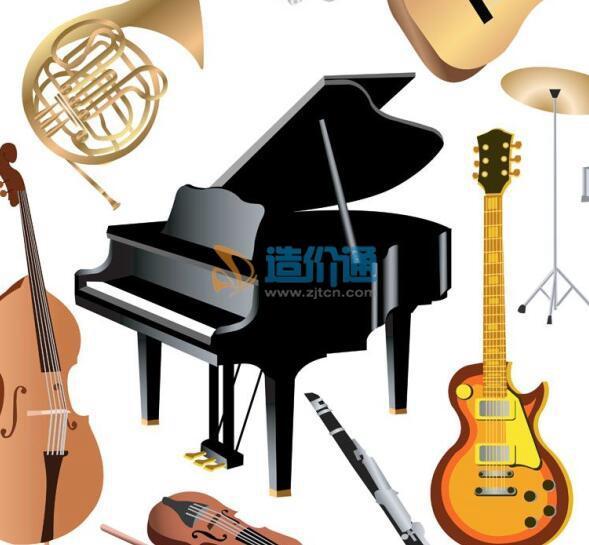 乐器-吉他图片
