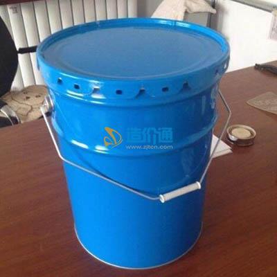 水性氟硅丙涂料图片
