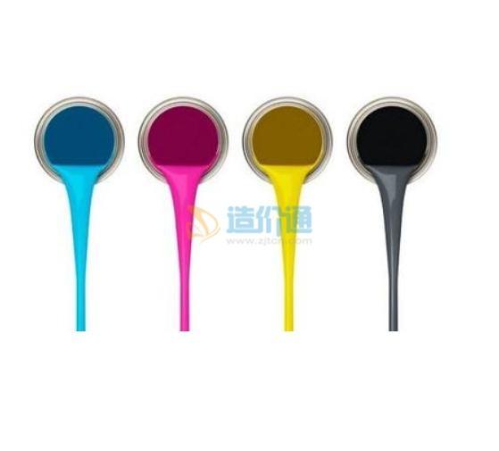 BN丙烯酸哑光金属漆图片