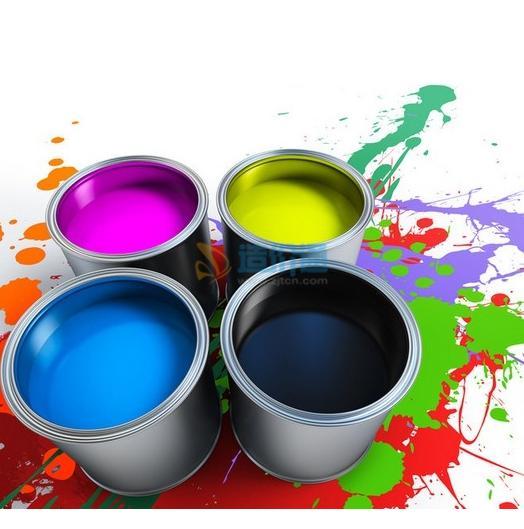灰色醇酸防锈漆图片