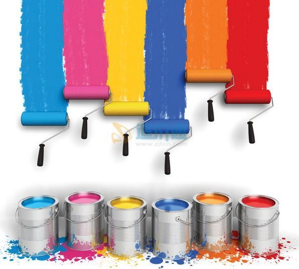 高氯化聚乙烯面漆图片