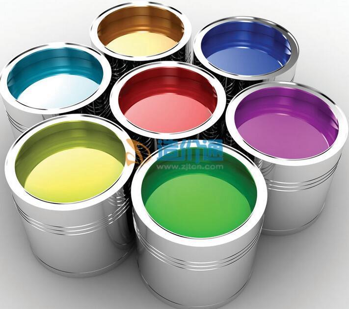 氯丁橡胶沥青防水涂料图片