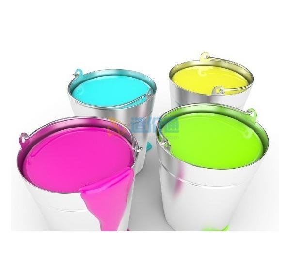 無污染丙烯酸金屬漆圖片