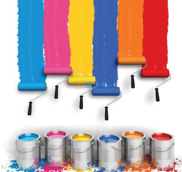 设备专用丙烯酸桔纹漆图片