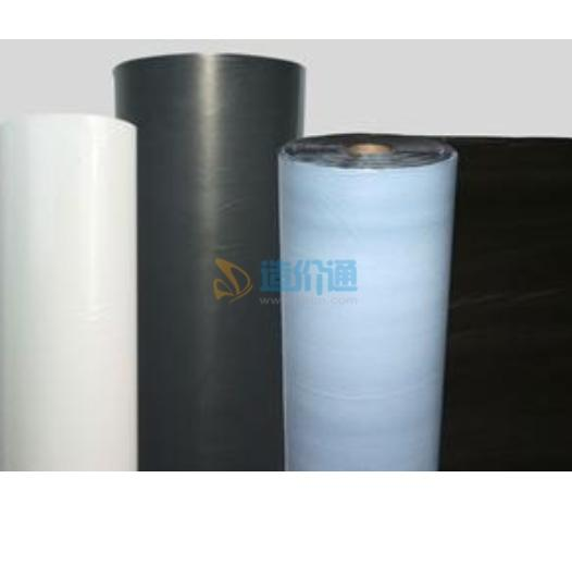 PET聚酯复合自粘防水卷材图片