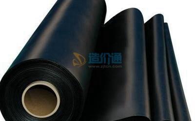 HDPE防渗膜图片