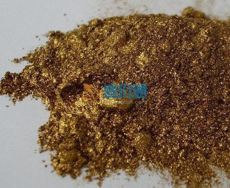 铜金粉图片
