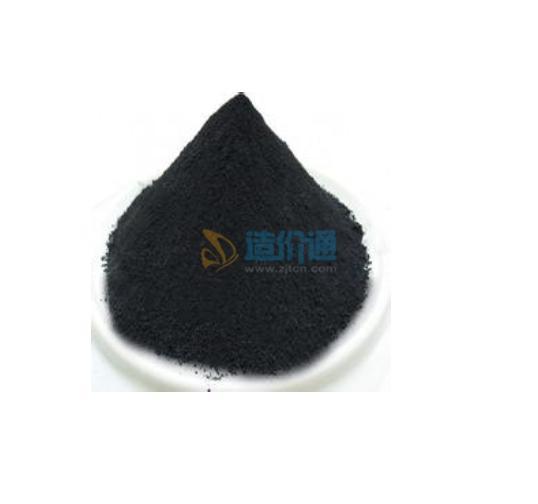 二硫化钼粉图片