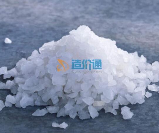 食盐(氯化钠)图片