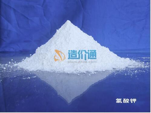 次氯酸钾图片