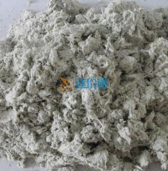 石棉粉图片