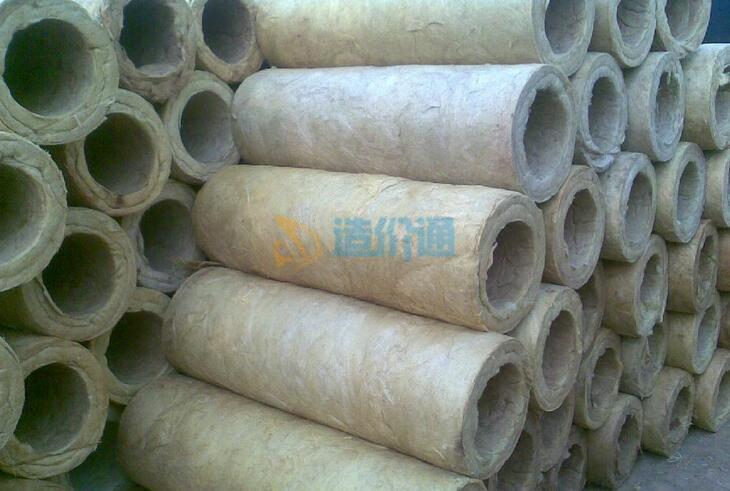 岩棉管图片