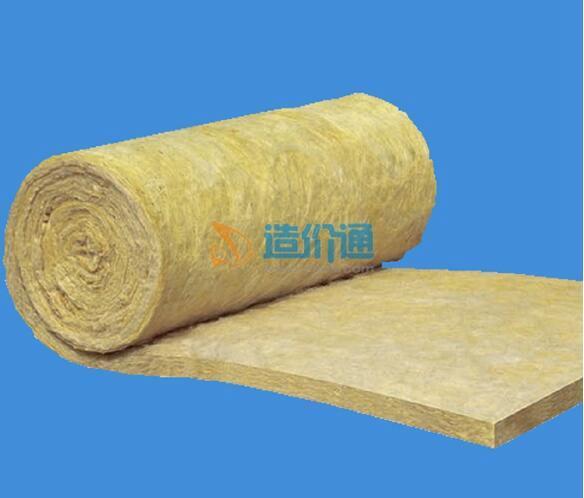 岩棉毡图片