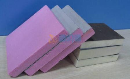 VRD氟碳保温复合装饰板(EPS板)图片