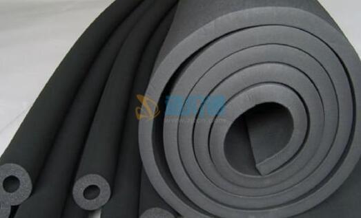橡塑发泡保温管套图片