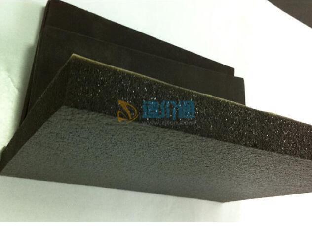 橡塑发泡保温板材图片