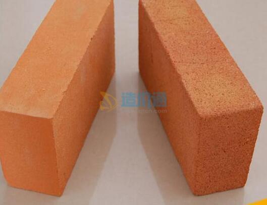 硅藻土砖图片
