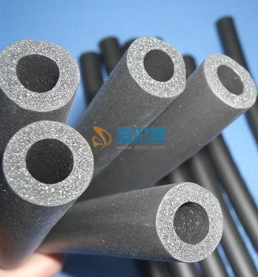 铝箔复合保温管图片