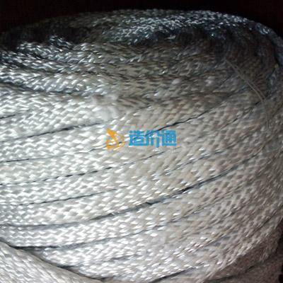 硅酸铝耐火纤维绳图片
