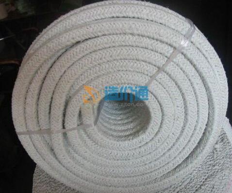 陶瓷纤维绳图片