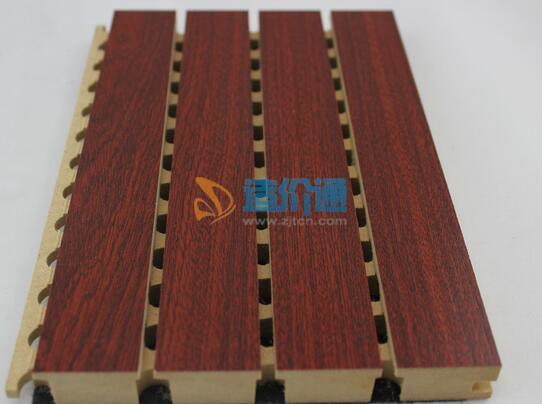 木质吸音板图片