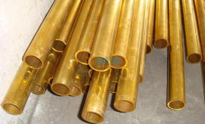黄铜管图片