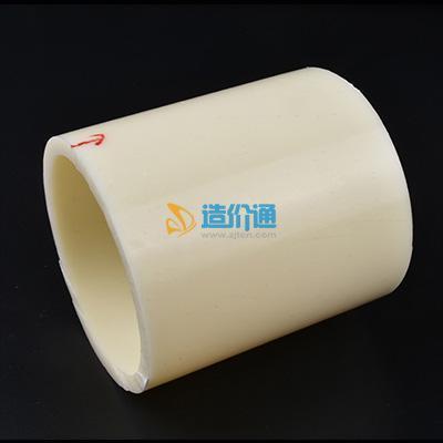 PVC防紫外线高压雨水管图片