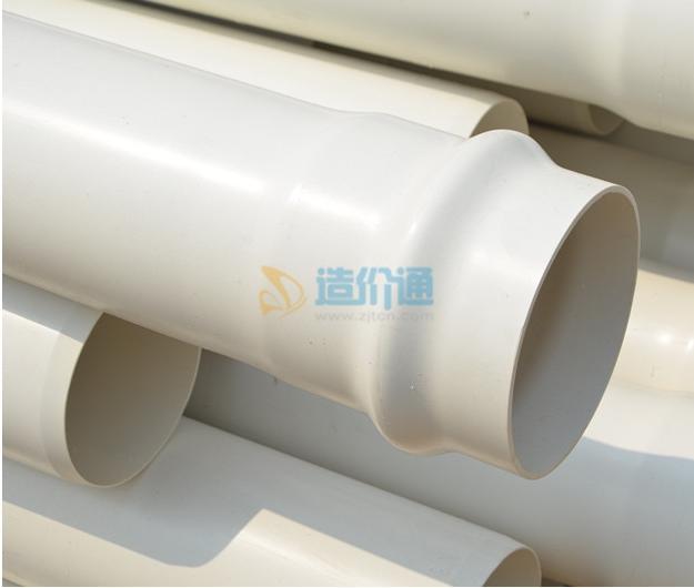 PVC扩口管轻型图片