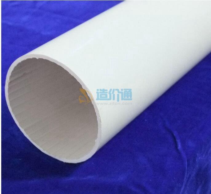 PVC-U隔音降噪螺旋管图片