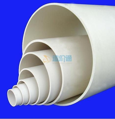 塑料排水管图片
